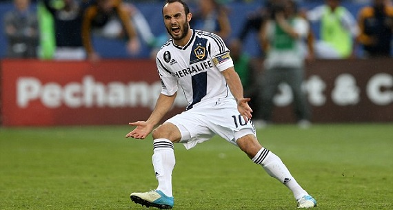 LA Galaxy captain