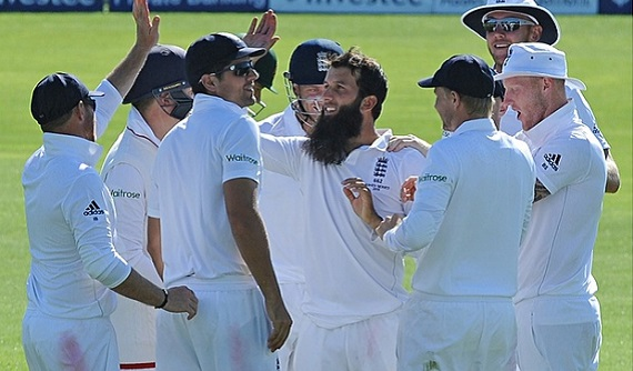 Ashes 2015 Moeen Ali England