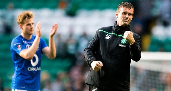 Stjarnan Celtic Champions league qualifiers