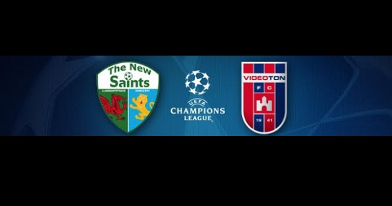 The New Saints Videoton Champions League Qualifiers