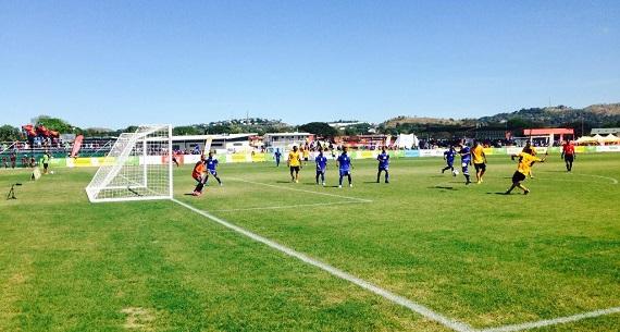 46-0 record defeat from Vanuatu