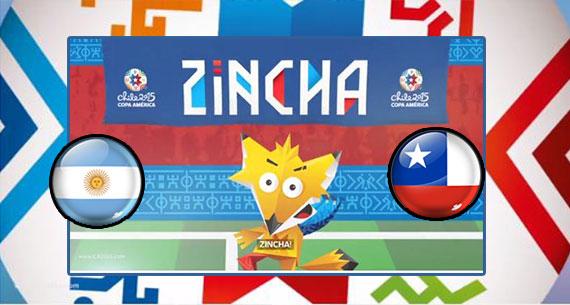 copa america 2015 final