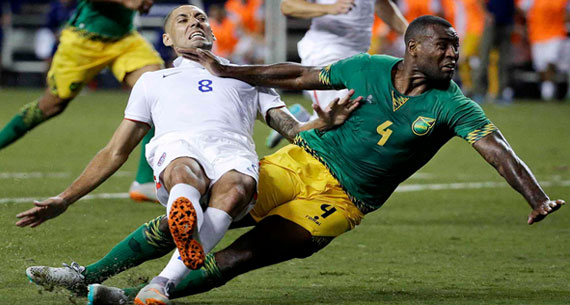 concacaf gold cup usa jamaica 2015