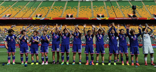Japan 2015 FIFA Women's World Cup
