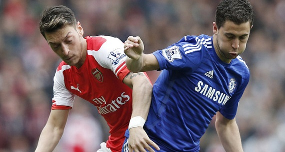 Chelsea face Arsenal in Community Shield 2015