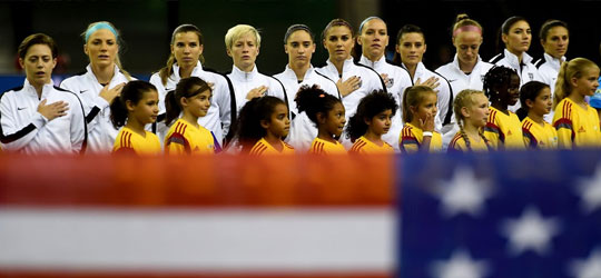 usa 2015 FIFA Women World Cup