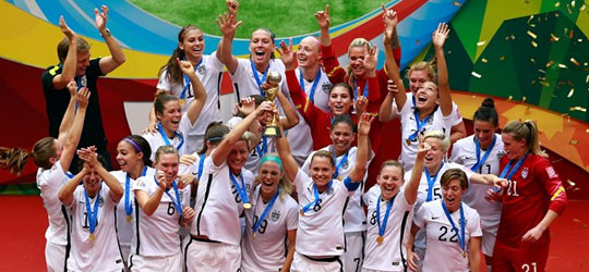 womens world cup soccer 2015