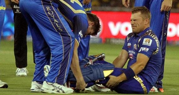 Steve Smith captain of Twenty20 for injured Finch