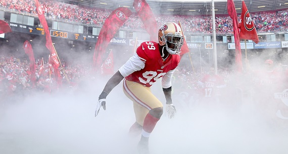 Aldon Smith released by San Francisco 49ers