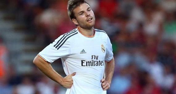 Illaramendi in trouble because Real Madrid signed Kovacic