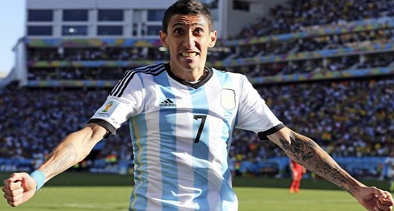 Will Di Maria transfer to Paris?