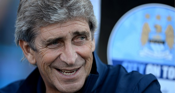 Manuel Pellegrini contract extended