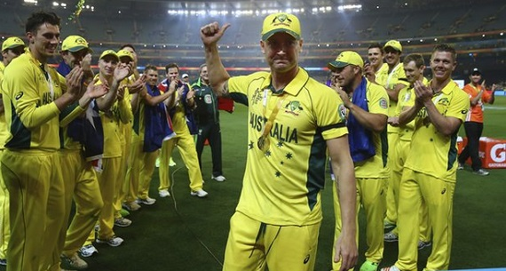Steve Smith captain after Michael Clarke
