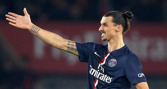 Ibrahimovic on Di Maria transfer