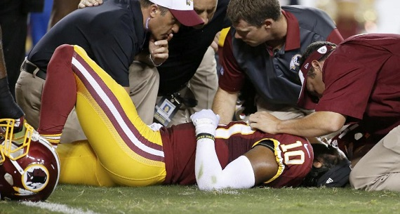 RG3 trade imminent after injury?