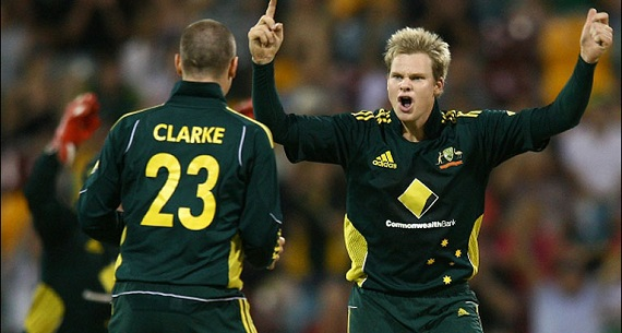 Steve Smith Captain after Clarke