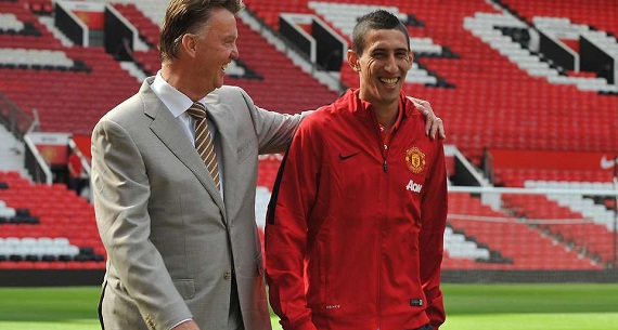 Van Gaal on Di Maria transfer