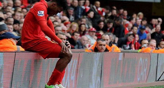 daniel sturridge injury recovery