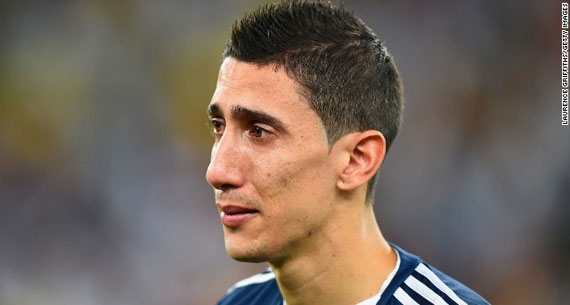 di maria going to paris saint germain