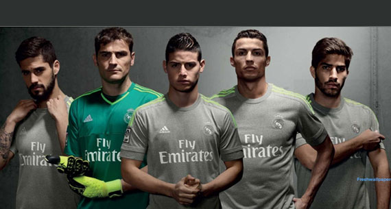 real madrid team 2015-2016