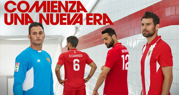 sevilla new team 2015-2016