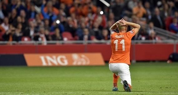 Netherlands Euro 2016 qualifiers Iceland