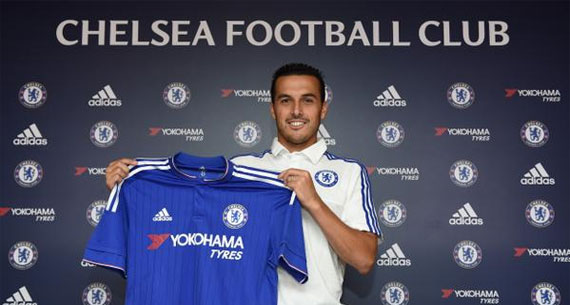 pedro transfer to chelsea