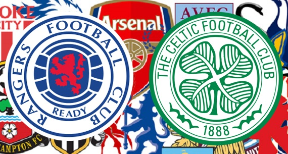 Celtic and Rangers to join English Premier League