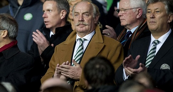 Dermot Desmond Celtic and Rangers to join English Premier League