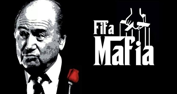 Blatter and Platini suspended from FIFA
