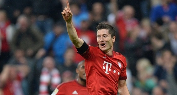 Bet on Ballon d'Or Lewandowski