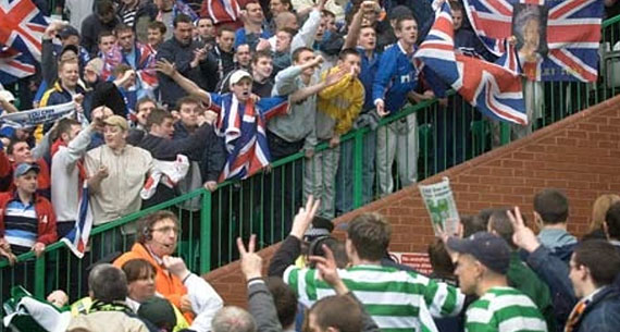 celtic and rangers in premier league