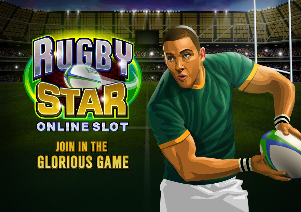 Try Rugby Star Slot in Bet365 mobile casino!