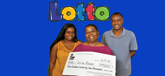 Louisiana lottery winner