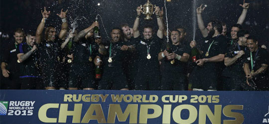 all black 3rd time world champions