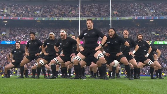 The All Blacks vs the Wallabies brought the biggest bet in history in New Zealand