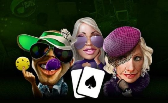 Refine your poker skills at Unibet