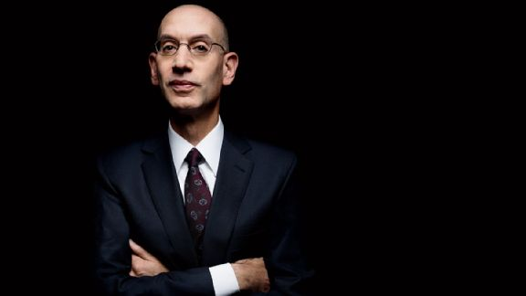 adam silver supportsd betting sites and fantasy sports