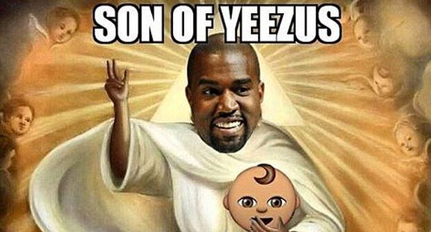 saint west yeezus