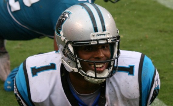Panthers to win Super Bowl 50 with smiley Newton