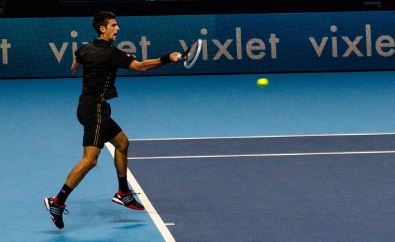 Djokovic v Federer result was a thrashing