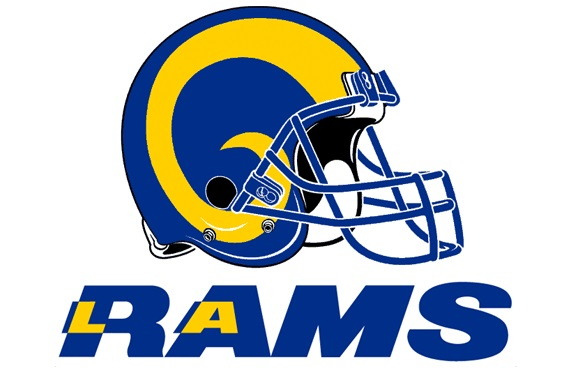 Rams relocate to L.A. was announced