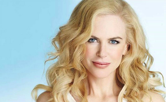 Nicole Kidman gambling regularly in Las Vegas