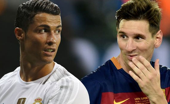 Messi or Ronaldo will be la liga winners