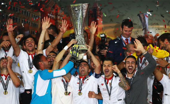 Sevilla wins Europa League