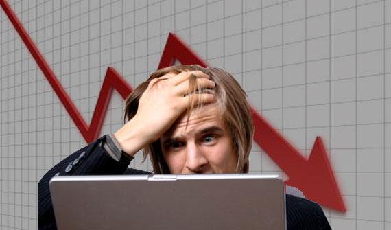 bookies losing money